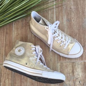 Like new Chuck Taylor all star converse high tops